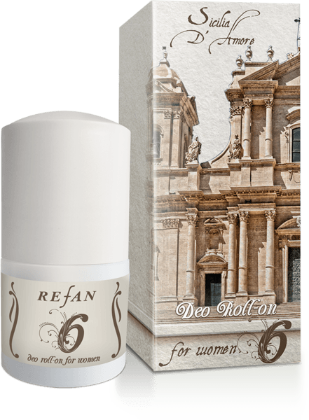 6 Deo Roll-on mujer