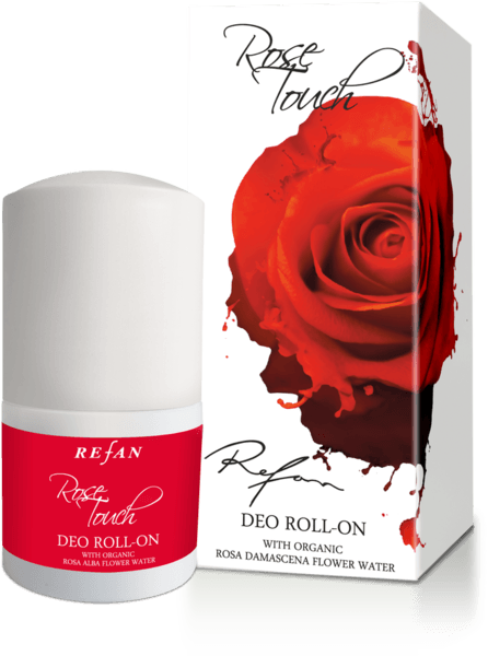 Roll-on de  Rose Touch