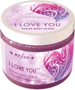 I Love you Exfoliante corporal