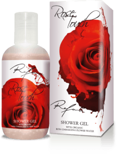 Rose Touch Gel de ducha  Rose Touch
