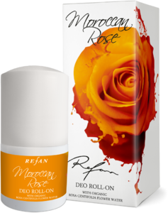 Moroccan Rose Roll-on de  Moroccan Rose