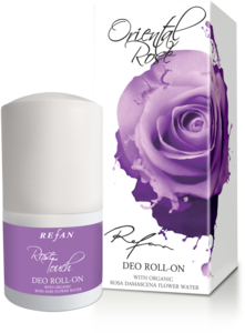Oriental Rose Roll-on