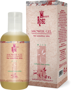 Queen Rose Gel de ducha
