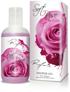 Soft Rose Gel de ducha