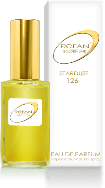 Refan Golden Line Stardust with brocade