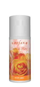 Valencia rose Spray corporal