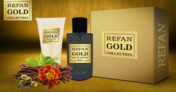 REFAN GOLD COLLECTION MEN SET REFAN GOLD COLLECTION MEN 211
