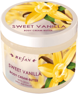 Sweet Vanilla Butter-cream corporal sweet