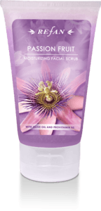 Passion fruit Exfoliante facial hidratante