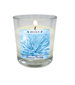 Velas Velas de la soja Frozen Dream