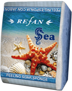 Jabones Peeling soap sponges PEELING SOAP-SPONGE SEA