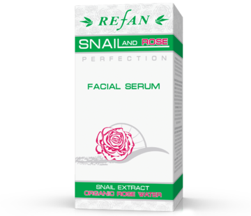 "Serum facial ""SNAIL & ROSE PERFECTION"""