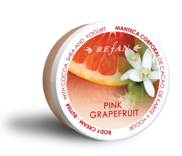 Pink Grapefruit Cream-butters corporales