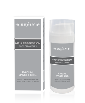 "GEL ""MEN PERFECTION"" PARA LAVAR LA CARA"