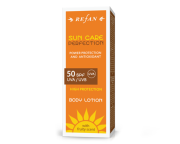 LOCIÓN CORPORAL SPF 50 - POWER PROTECTION AND ANTIOXIDANT