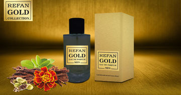 REFAN GOLD COLLECTION MEN EAU DE PERFUM REFAN GOLD  MEN  211