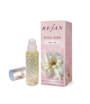 Rosa Alba Perfume sin alcohol roll-on