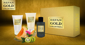 REFAN GOLD COLLECTION REFAN GOLD COLLECTION SET SET REFAN GOLD COLLECTION WOMEN 126