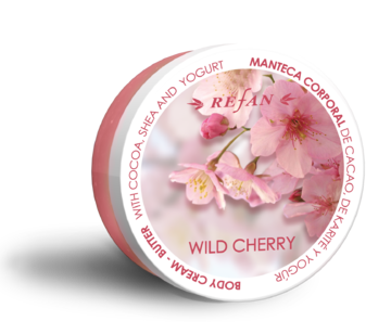 Wild Cherry Butter-cream corporal