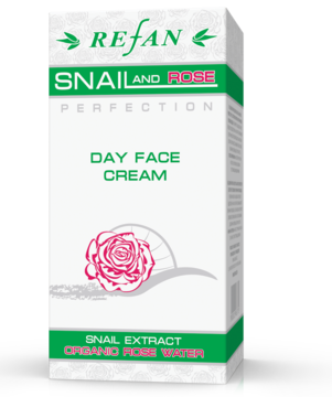 "Crema facial de día ""SNAIL & ROSE PERFECTION"""