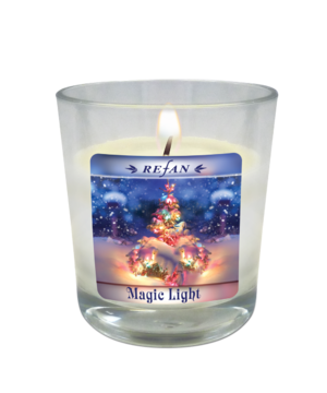 Velas Velas de Navidad Magic light