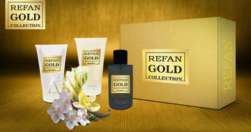 REFAN GOLD COLLECTION REFAN GOLD COLLECTION SET SET REFAN GOLD COLLECTION WOMEN 187
