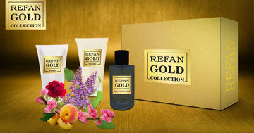 REFAN GOLD COLLECTION REFAN GOLD COLLECTION SET SET REFAN GOLD COLLECTION WOMEN 191