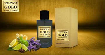 REFAN GOLD COLLECTION MEN EAU DE PERFUM REFAN  GOLD  MEN  251