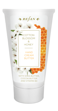 Crema manteca para manos Cotton Blossom&Honey
